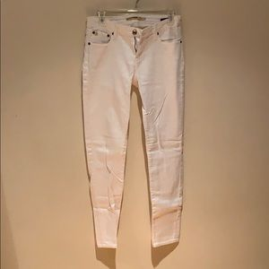 Big star white jeans